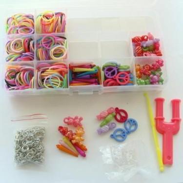 Set benzi elastice (300 buc si accesorii)