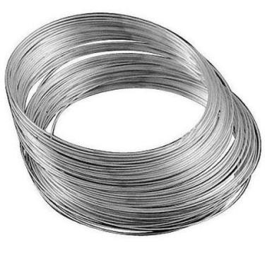 Sarma memorie bratari argintie 20spire -0.5mm