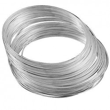 Sarma memorie colier silver 1spira -1.8mm