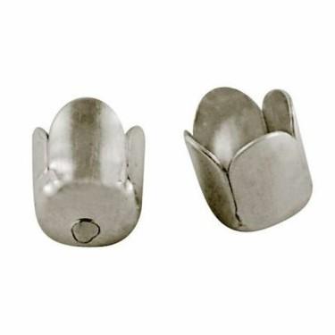Capacele margele 7*7mm -10buc