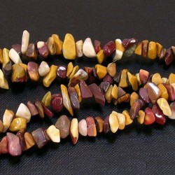 Margele mookaite chipsuri 5-8mm