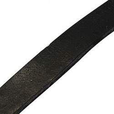 Curea piele naturala 35*2mm negru