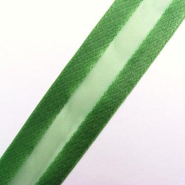 Panglica verde 25mm