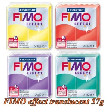 FIMO Effect Translucent 57g