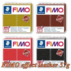 FIMO Effect Leather 57g