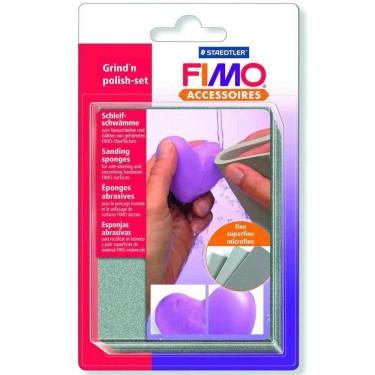 FIMO set bureți abrazivi