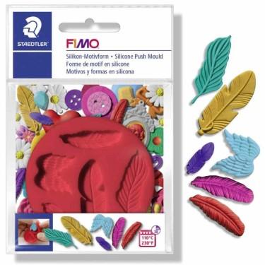 FIMO matriță 872521 pene