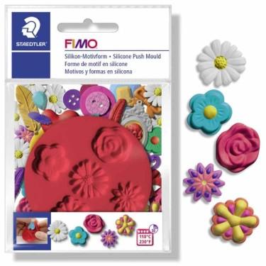 FIMO matriță 872522 flori