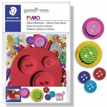 FIMO matriță 872526 nasturi