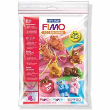 FIMO matriță 874203 ursuleți