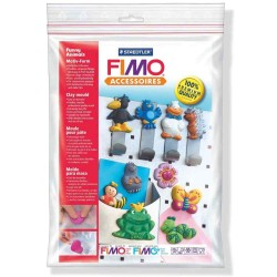 FIMO matriță 874209 animale haioase