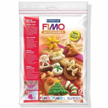 FIMO matriță 874212 Crăciun Fericit