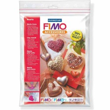 FIMO matriță 874226 inimioare