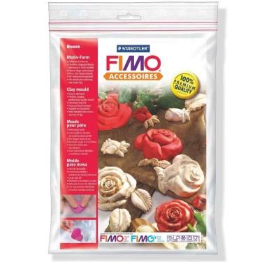 FIMO matriță 874236 trandafiri