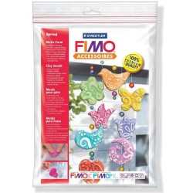 FIMO matriță 874252 primavară