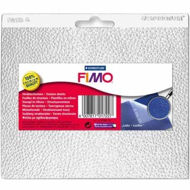 FIMO textura 874413 Leather -piele