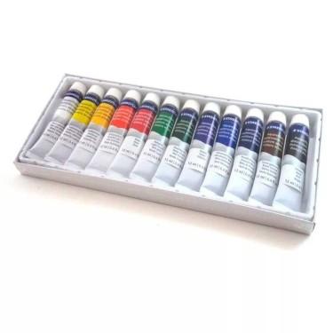 Culori acuarelă Staedtler -set 12 tuburi