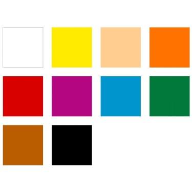 Set plastilină Noris 10 culori 8420 C10