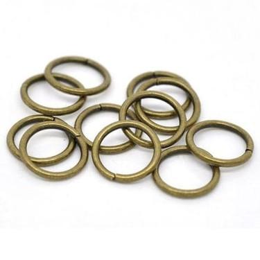 Zale 7mm bronz