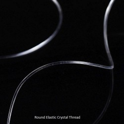 Elastic coreean Crystal Tec 1mm -10m