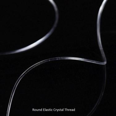 Elastic coreean Crystal Tec 0,4mm -10m