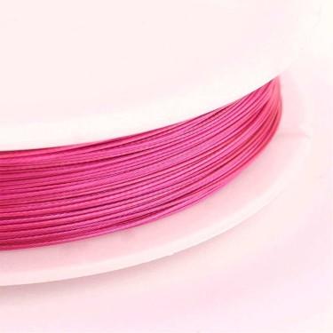 Sârmă modelaj 0,3 mm roz aprins