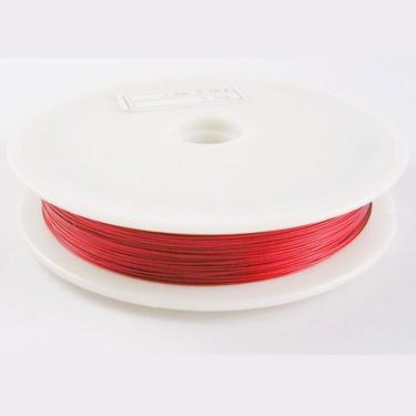 Sârmă modelaj 0,5 mm roșu