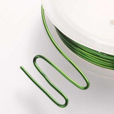 Sârmă modelaj 0,5 mm verde oliv deschis