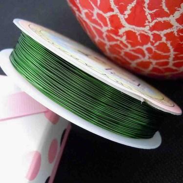 Sârmă modelaj 0,8 mm verde