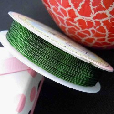 Sârmă modelaj 0,6 mm verde