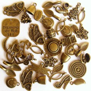 Mix charmuri diverse bronz