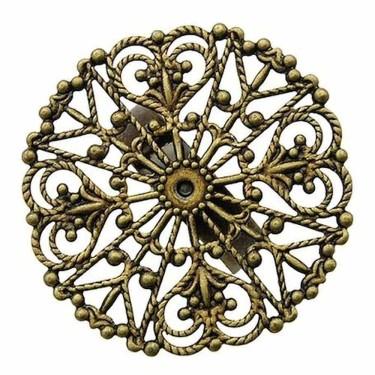 Bază inel sită bronz cerc 31mm