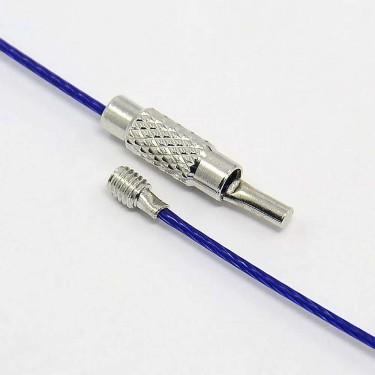 Bază colier din sârmă siliconată