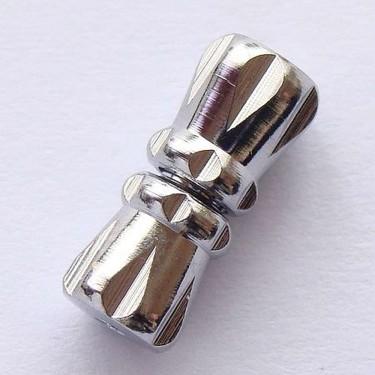 Închizători șurub argintii
