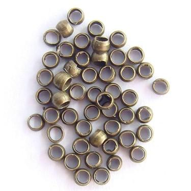 Crimpi 3 mm bronz