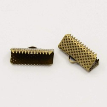 Capăt panglică 25*8 mm