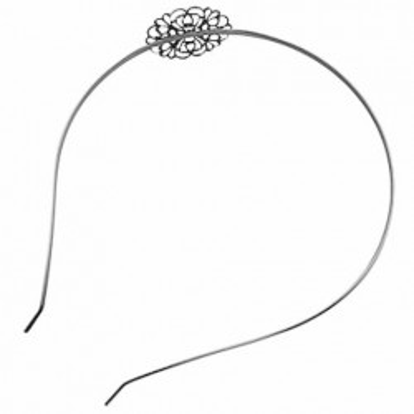 Bentiță păr cu cadru oval