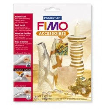FIMO foite metal abalone