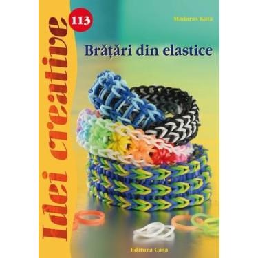 Bratari din elastice