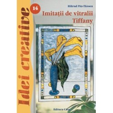 Imitatii de vitralii Tiffany