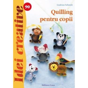 Quilling pentru copii