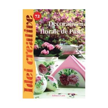 Decoratiuni florale de Pasti
