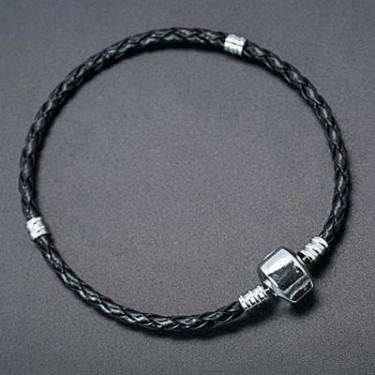 Baza bratari Pandora -imit. piele, magnetice