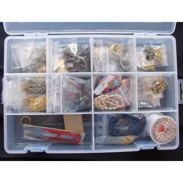 Set confectionare bijuterii 70+ accesorii