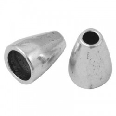 Capacele margele  8*11mm /capete snur -2buc