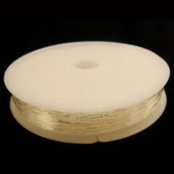 Elastic transparent 0,6mm -10m