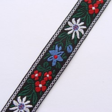 Panglica flori model 3 16mm-1metru