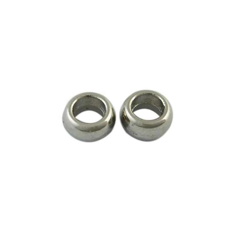 Margele metalice  3*6.5mm inel -4buc