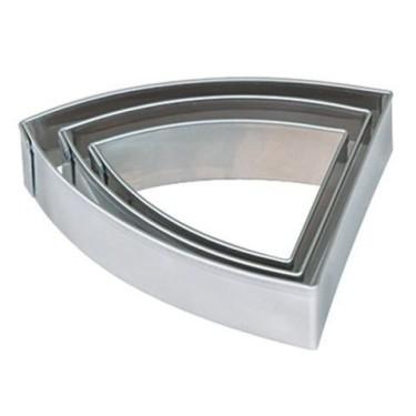 FIMO set 3 cuttere metalice flamura