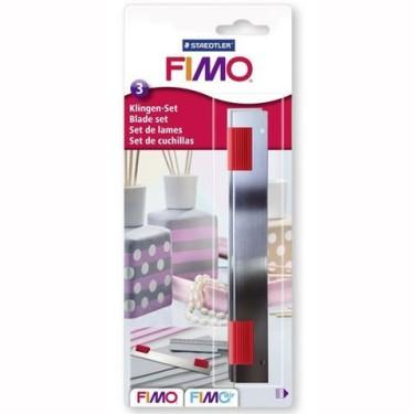 FIMO set 3 cutere drepte
